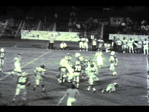 Russellville, Arkansas High School Football 1971