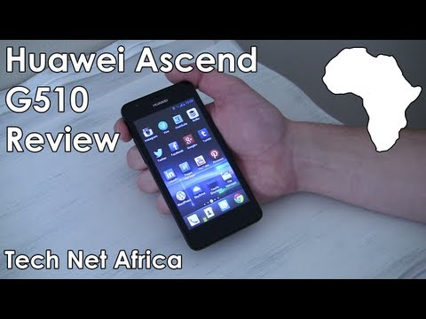Huawei Ascend G510 Review (G510-0100)