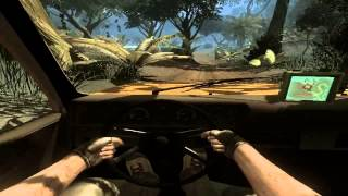 Far Cry 2 Gameplay on Low End PC