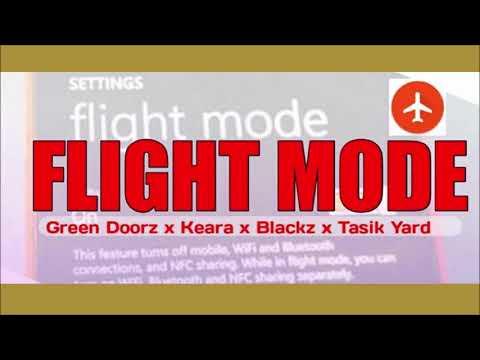 Green Doorz x Keara Blackz x Tasik Yard - Flight Mode