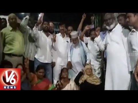 MLA Konda Surekha Slams Warangal Mayor Over Iqbal Minar Issue   V6 News