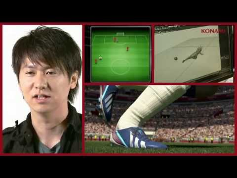 Pro Evolution Soccer 2014 - E3 2013 Behind The Scenes Trailer - HD