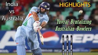 India Vs Australia | T20 | World Cup | Semi-Final | 2007 | Cricket