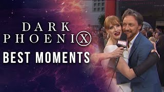 Best Red Carpet Moments! | X-Men: Dark Phoenix World Premiere