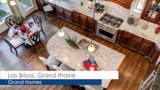 Hartford Model Home at Las Brisas at Mira Lagos in Grand Prairie, TX