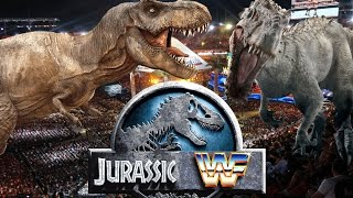 Jurassic WWF (Commentary of the Jurassic World Showdown Finale)