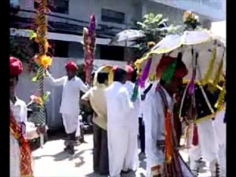 Aai Mataji Temple-hyderabad.wmv video