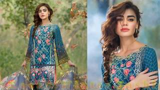 How to New Collection For Latest Desing Ali Xeeshan Winter Dress For Girls # 2018