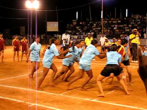 Kabaddi - Madurai 2007 video