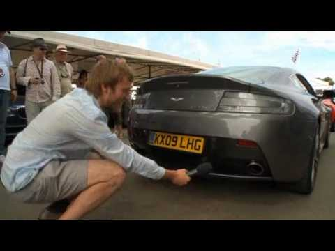 Goodwood Festival of Speed 2009: Supercars Rev Up