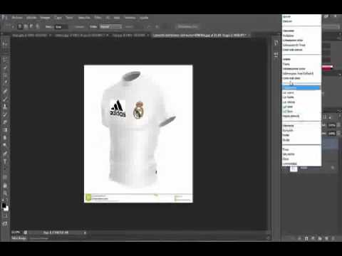 TUTORIAL LOGOTIPOS EN UNA CAMISETA 0001