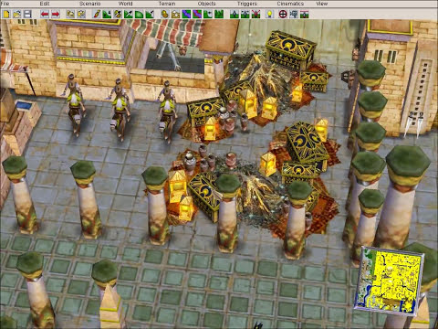 Age of Mythology: City Map 1