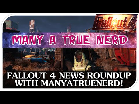 FALLOUT 4: News Roundup with MANYATRUENERD - H.A.M. Radio Podcast #25