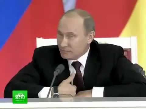 Путин уделал немцев! Меркель аш поперхнулась