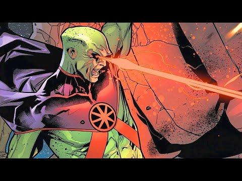 Beyond Omega Level: Martian Manhunter | Comics Explained