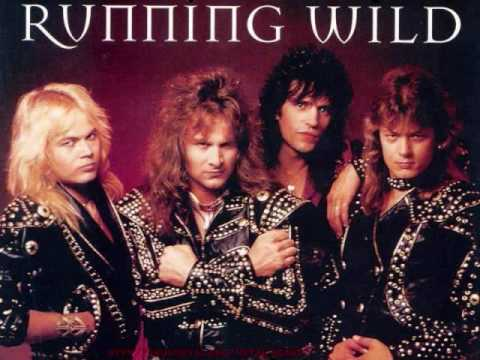 Running Wild - Wheel Of Doom