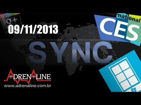 Sync #20: CES 2014, Windows Phone vende mais que iPhone e integração entre Google+ e Gmail