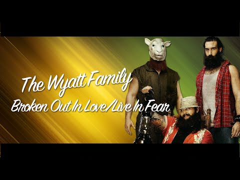 Wwe: ''broken Out In Love'' ► The Wyatt Family Theme Song [high Quality] video