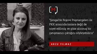 Şengal'de Rojove Peşmergeleri ile PKK arasında bir çatışmanın çıktığını söyleyebiliriz
