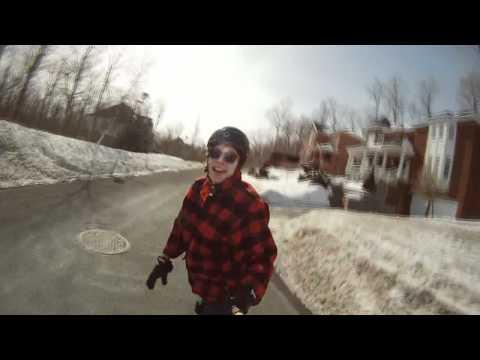 Winter Freeride - Charles Ouimet & Friends!