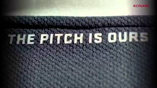 Pro Evolution Soccer 2015 - 'The Pitch is Ours' teaser trailer