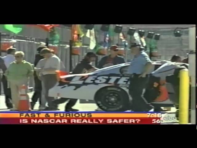 Lessons from NASCAR: ABC World News