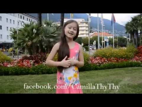 CamillaThyThy hát tiếng việt và Ý