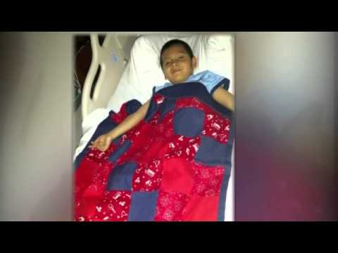 5-year-old Needs Bone Marrow Transplant, Blood Donations