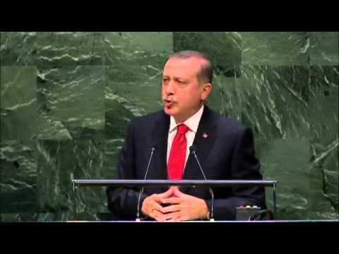 UNGA 69th Session - Recep Tayyip Erdoğan, President, Turkey - 2014