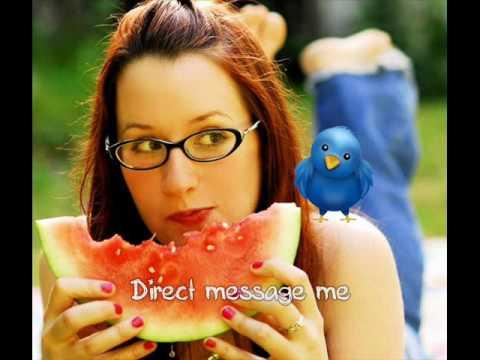 Ingrid Michaelson - twitter song