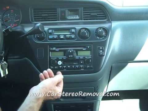 How to Acura & Honda Radio COdE Retrieval and Unlock Tips Bose replace