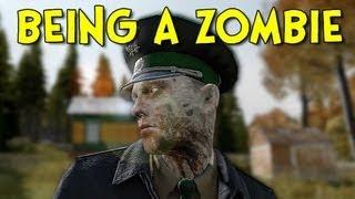 BEING A ZOMBIE! - Arma 2: DayZ Mod - Ep.36
