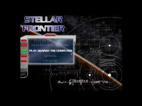Stellar Frontier - Tutorial One.