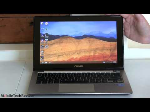Asus VivoBook Q200 and X202 Review