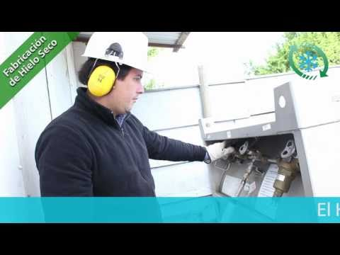 Eisjet  Soluciones Criogénicas S.A. - Fabricación de Hielo Seco