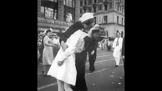 RIP George Mendonsa - Sailor in iconic World War II kissing photo in Times Square dies at 95