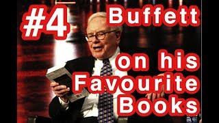 """Warren Buffett """"My favourite books"""" #4 Business Adventures"""