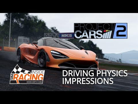 Project CARS 2 E3 2017 Driving Physics Impressions