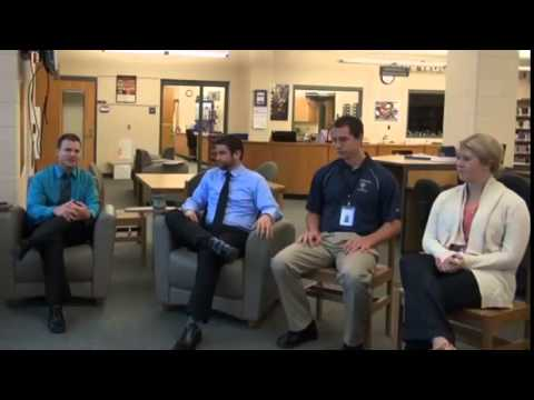 Northland Pines High School - Jim Brewer October 2014 Podcast