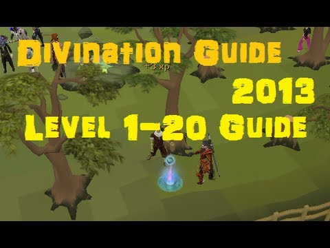 Divination Guide Level 1-20 – Locations & Method – RS3 Runescape