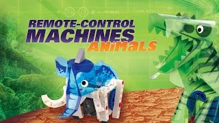 Remote-Control Machines: Animals by Thames & Kosmos