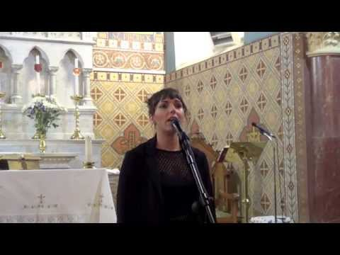 Ciara McCarthy Cork wedding singer, Songbird