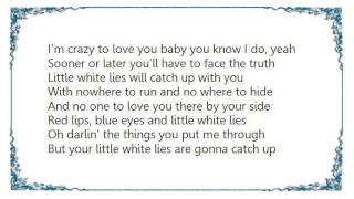 Watch Gary Allan Red Lips Blue Eyes Little White Lies video