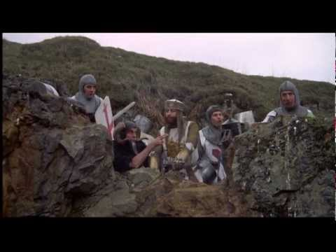 Monty Python The Holy Grail - The Killer Bunny video