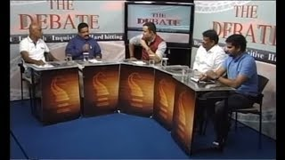 Michael Lobo debates on the  Quality and Security of Tourism in Goa on Prudent Media