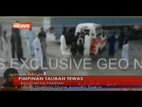 Pimpinan Taliban Tewas
