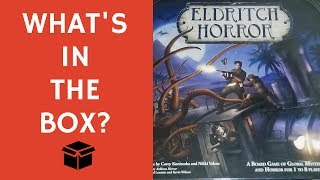 What's in the Box: Eldritch Horror