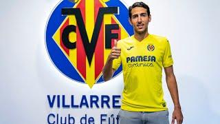Dani Parejo saluda a la afición del Villarreal