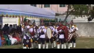7 APBN:Annual sports competition and police assembly