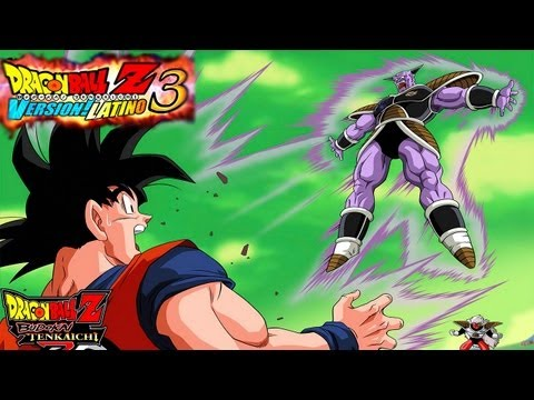 Dragon Ball Z Budokai Tenkaichi 3 Version Latino Final - Modo Historia [Saga Freezer]